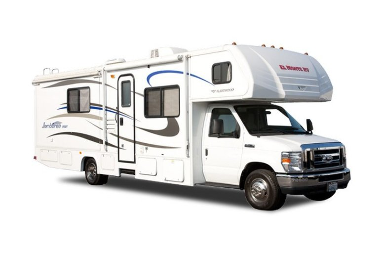 Fs31 Class C Motorhome Slide Out Rv Rental Usa