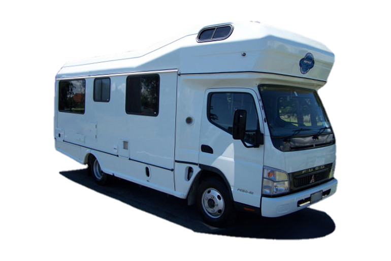Compass Campers New Zealand Koru 6-Berth