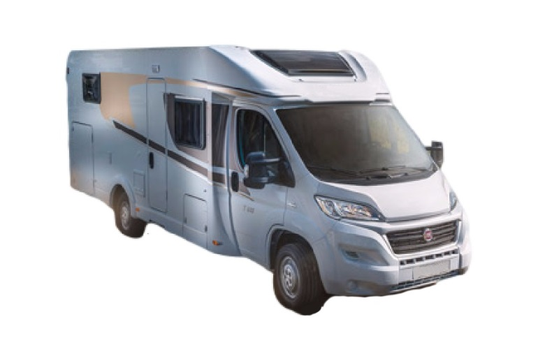 Pure Motorhomes New Zealand 4 Berth Carodo