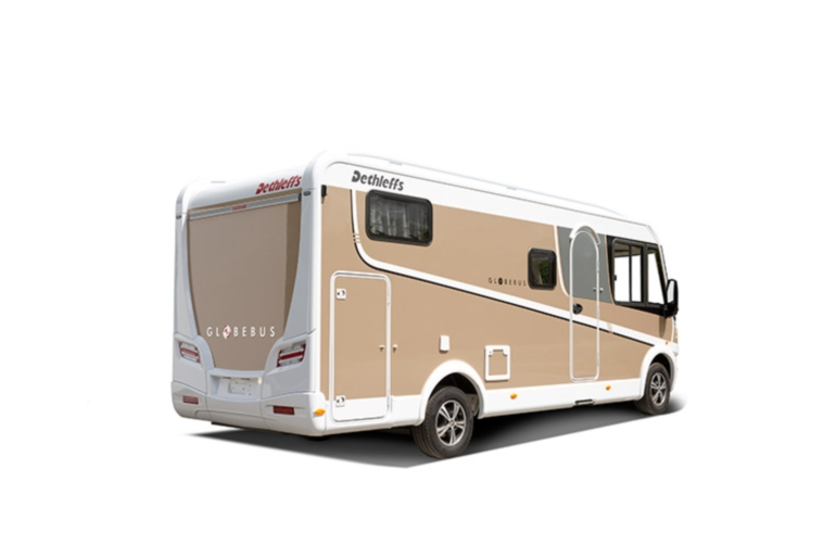 Pure Motorhomes Portugal Compact Luxury Globebus I 1 or similar