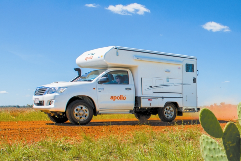 Wonderful We Were Allocated 5 Days To Cover The 2,500 Km From Alice Springs To Cairns As Part Of The Relocation, But Opted To Hire It For An Additional 2 Days The Max At A Reduced Rate  The Cost To Hire The 6 Berth Motorhome, Including Insurance
