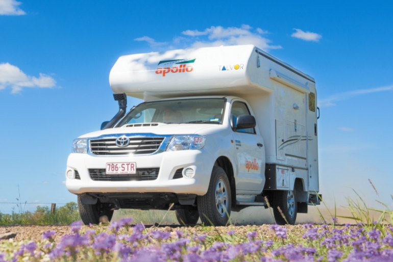 Apollo Motorhomes AU Adventure Camper