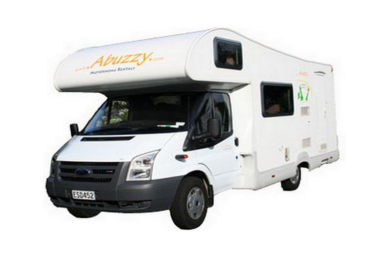 Abuzzy Motorhome Rentals New Zealand Abuzzy 2 Berth Grand