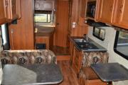 Camper1 Alaska 24ft Class C Freelander Silver motorhome rental anchorage alaska