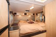 Compass Campers Canada TC-S (Truck Camper with Slideout) motorhome rental canada