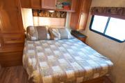 Camper1 Alaska 30ft Class C Freelander Gold motorhome rental usa