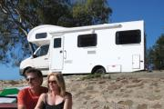 2 Berth - Shower and Toilet motorhome rental