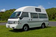 Budget 2-Berth new zealand airport campervan hire