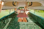 Compass Campers New Zealand Budget 2-Berth new zealand airport campervan hire