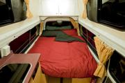 Budget 2-Berth campervan hire - new zealand
