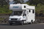Maui Sunset Motorhome campervan hire - new zealand