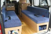 Kangaroo Campervan Rentals 2/3 berth Hi-top camper campervan rental cairns