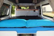 Travellers Autobarn NZ Kuga Camper motorhome rental new zealand