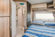 Let's Go Motorhomes AU Conquest - 4 Berth Motorhome campervan hire adelaide