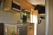 Compass Campers New Zealand Koru Star 6 Berth new zealand camper van rental