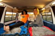 Bargain Campers AU - Direct 2 Berth Aussie Campa campervan hire hobart