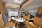 Pure Motorhomes Italy Urban Plus Globecar Possl or similar motorhome hire italy