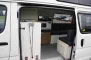 Bargain Campers AU - Direct 2/3 Berth motorhome rental tasmania