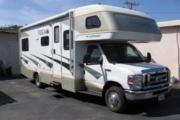 26ft Class C Tioga w/ Slide out motorhome rental usa