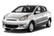 Mitsubishi Mirage or similar car hireperth