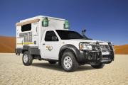 Britz 4WD MTX camper hire south africa