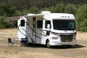 Star Drive RV US (Domestic) 29-32 ft Class A  Motorhome with slide out camper rental colorado