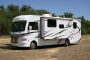 29-32 ft Class A Motorhome with slide out cheap motorhome rentallas vegas