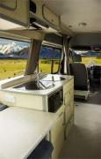 RV Shop 2 Berth Deluxe new zealand camper hire
