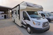 Expedition Motorhomes, Inc. 23ft Class C Coachmen Freelander Micro T motorhome rental usa
