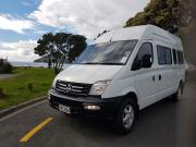 2 Berth LDV new zealand airport campervan hire
