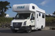 Maui Beach Elite Motorhome campervan hire - new zealand