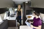 Apollo Motorhomes NZ Domestic 2 Berth Euro Tourer new zealand camper hire