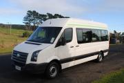 Pure Motorhomes New Zealand 2 Berth Volkswagen S/T campervan hire christchurch