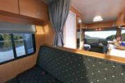 Pacific Horizon Travel Homes 6 Berth Campervan new zealand airport campervan hire