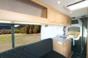 Pacific Horizon Travel Homes 2+1 Berth Campervan new zealand camper hire