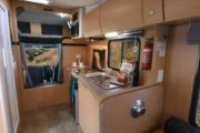 Pacific Horizon Travel Homes 4 Berth Campervan campervan hire auckland