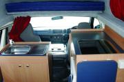Hippie Camper AU 2 - 3 Berth Hitop campervan perth