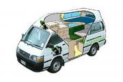 Trail Finder: 2-3 Berth Hi Top campervan rentallaunceston