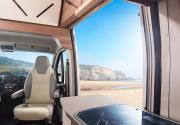 Bunk Campers Aero motorhome rental united kingdom