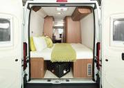 Amber Leisure Motorhomes UK 2 Berth - Campervan motorhome rental uk