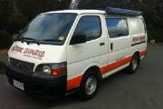 Backpacker Van campervan hire australia