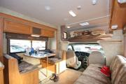 Real Value RV Rental Canada C XLarge - MH 29/31S Motorhome motorhome rental calgary