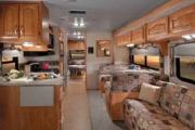 Star Drive Canada Class C 31' With Slide Premium rv rental canada