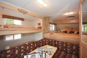 Fraserway RV Rentals TC-B (Truck Camper with Bunk Bed)