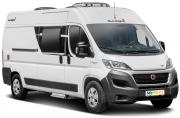 McRent Italy Urban Plus Globecar Possl or similar motorhome hire italy