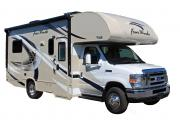 Category 3 C-MED (C21-22) motorhome rentalcanada