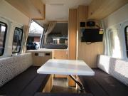 Kiwi Campers NZ Kiwi 2/3 ST new zealand airport campervan hire