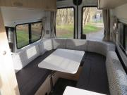 Kiwi Campers NZ Kiwi 2/3 ST campervan hire christchurch
