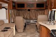 El Monte RV Market AF34 Class A Motorhome with Slide cheap motorhome rental las vegas