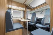 GB motorhome rental - italy